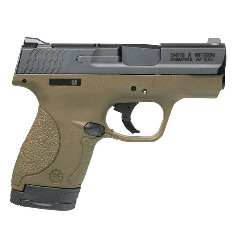 Smith & Wesson M&P Shield 9mm Semiautomatic Pistol