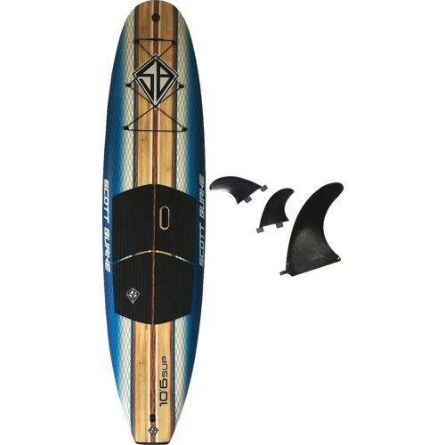 """Display product reviews for Burke 10'6"""" Stand-Up Paddle Board Package"""