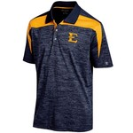 Champion™ Men's East Tennessee State University Synthetic Colorblock Polo Shirt - view number 1