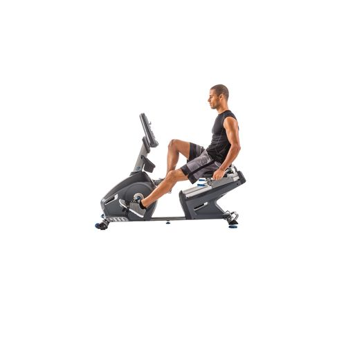 Nautilus R618 Recumbent Exercise Bike - view number 3