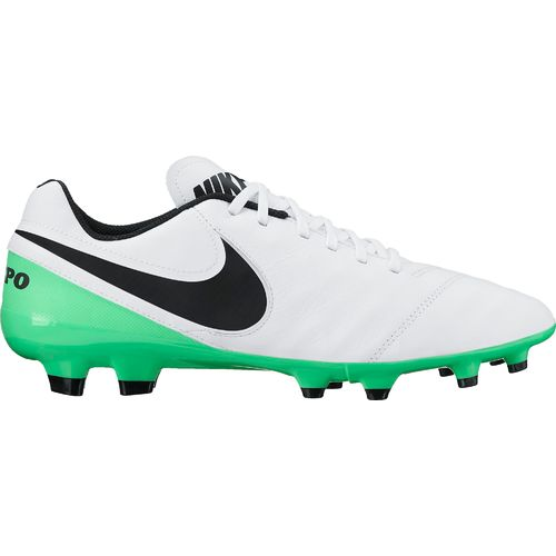 Nike Men's Tiempo Genio II Leather Firm Ground Soccer Cleats - view number 1