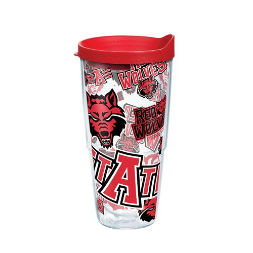 Tervis Arkansas State University Allover 24 oz Tumbler