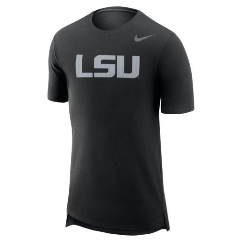 Nike Men's Louisiana State University Enzyme Droptail T-shirt