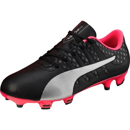 PUMA Boys' evoPOWER Vigor 4 FG JR Soccer Cleats