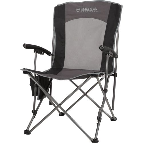 Magellan Outdoors Hard Arm Chair