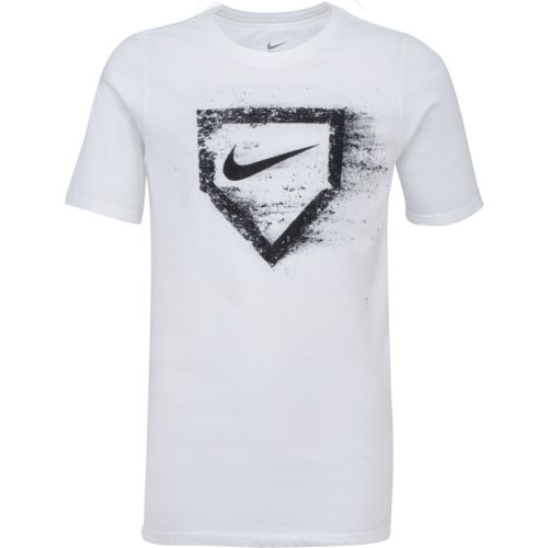 Display product reviews for Nike Boys' Dry BSBL T-shirt