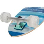 Kryptonics Super Fat Cruiser Blue Fish 30.5 in Skateboard - view number 3
