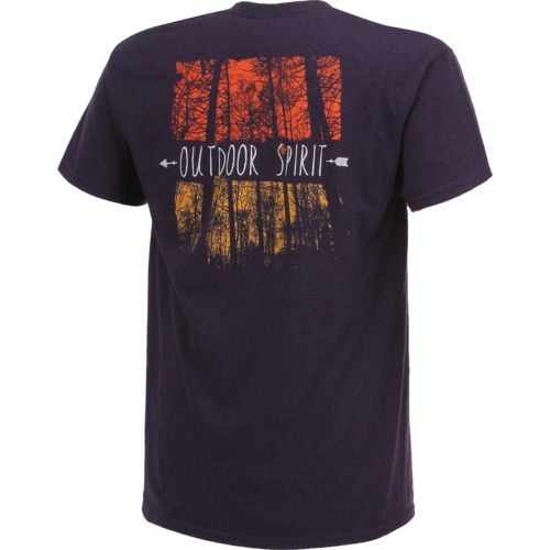 POINT Sportswear Outdoor Enthusiast Men's Outdoor Spirit Short Sleeve T-shirt - view number 2