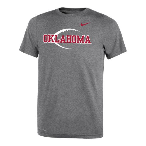 Nike Boys' University of Oklahoma Legend Icon T-shirt