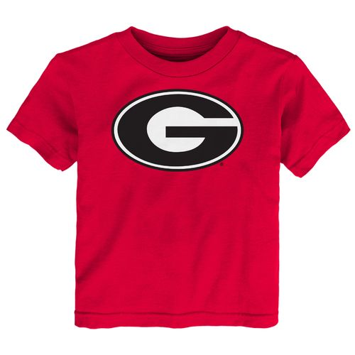 Gen2 Toddlers' University of Georgia Primary Logo Short Sleeve T-shirt