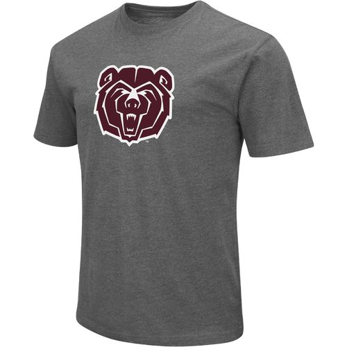 Colosseum Athletics Men's Missouri State University Logo Short Sleeve T-shirt