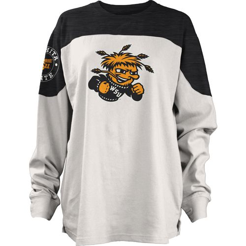Three Squared Juniors' Wichita State University Cannondale Long Sleeve T-shirt