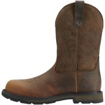 Ariat Men's Groundbreaker Wellington Steel Toe Work Boots - view number 1