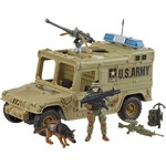 Excite U.S. Army Power Vehicle Playset - view number 1