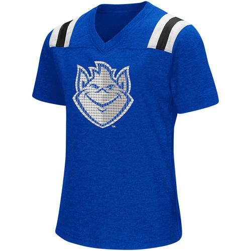 Colosseum Athletics Girls' Saint Louis University Rugby Short Sleeve T-shirt