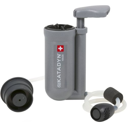 Display product reviews for Katadyn Hiker Water Filter
