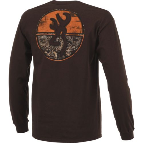 Browning Men's Authentic Arms Classic Outdoor Graphic T-shirt - view number 2