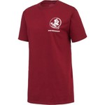 New World Graphics Women's Florida State University Terrain State T-shirt - view number 3