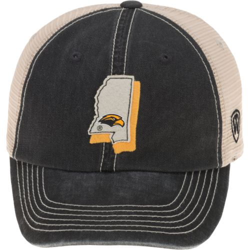 Top of the World Men's University of Southern Mississippi United 2-Tone Adjustable Cap