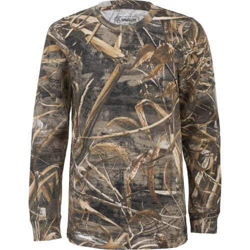 Display product reviews for Magellan Outdoors Kids' Hill Zone Long Sleeve T-shirt