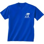 New World Graphics Women's University of Kansas Terrain State T-shirt - view number 2