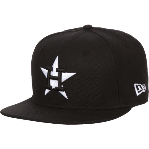 New Era Men's Houston Astros 59FIFTY League Basic 2-Tone Cap - view number 2
