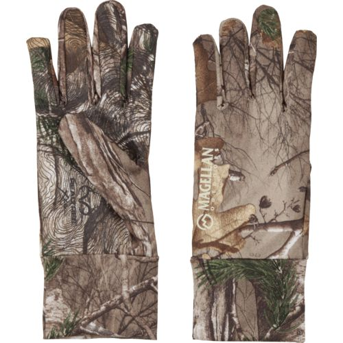 Magellan Outdoors Men's Eagle Pass Camo Liner Glove