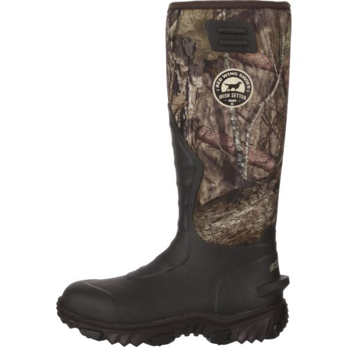 Irish Setter Men's Rutmaster 2.0 Lite 7 mm Mossy Oak Break-Up Boots