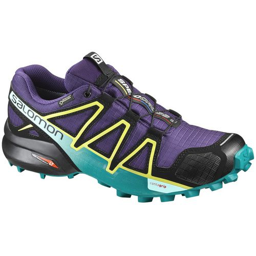 Salomon Women's Speedcross 4 GORE-TEX Trail Running Shoes - view number 1