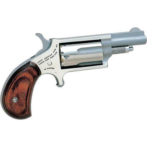 North American Arms 22 Magnum .22 LR/.22 WMR Rosewood Grip Revolver