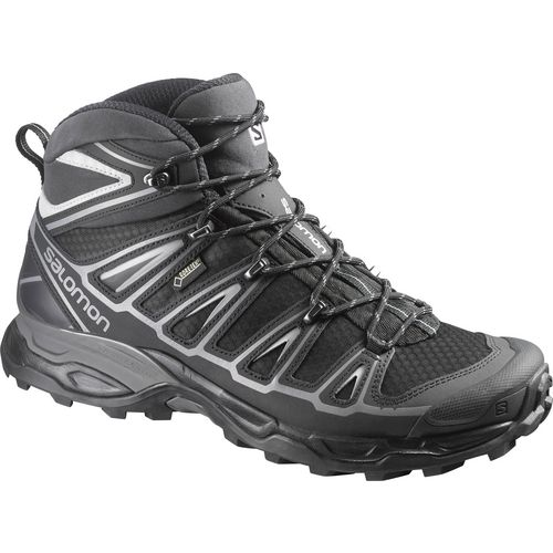Salomon Men's X Ultra Mid 2 Spikes GTX Hiking Shoes