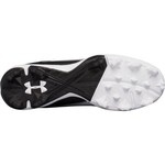 Under Armour Boys' Leadoff Mid RM Jr. Baseball Cleats - view number 4