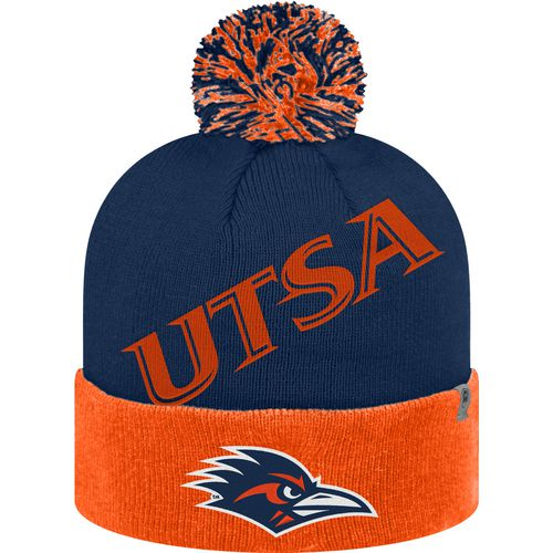Top of the World Men's University of Texas at San Antonio Blaster 2-Tone Knit Cap