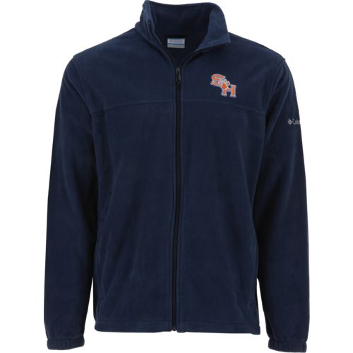 Columbia Sportswear Men's Sam Houston State University Flanker Full Zip Fleece