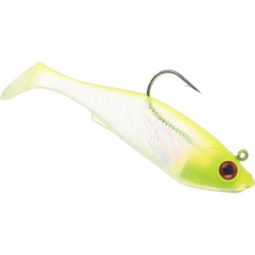 H2O XPRESS 4 in Prerigged Soft Plastic Swim Shad