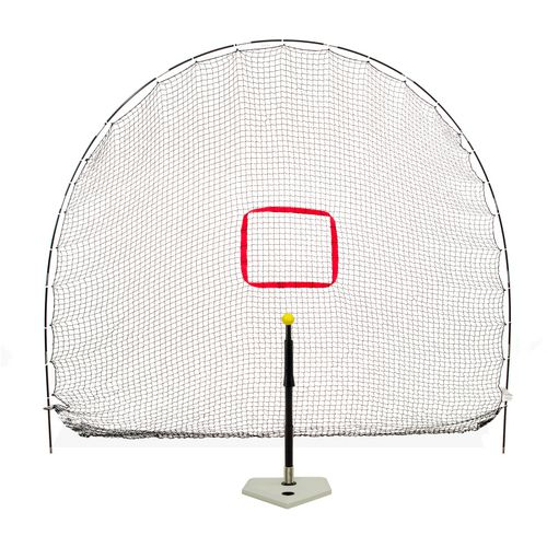 Heater Sports 3-In-1 Batting Tee and Net Set