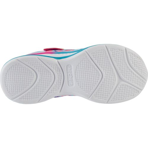 SKECHERS Girls' Jumpin' Jams Training Shoes - view number 4