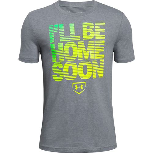 Under Armour Boys' I'll Be Home Soon T-shirt