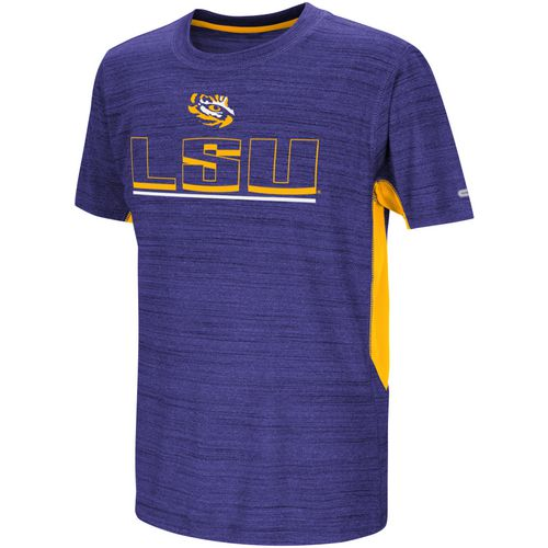 Colosseum Athletics Kids' Louisiana State University Over The Fence T-shirt