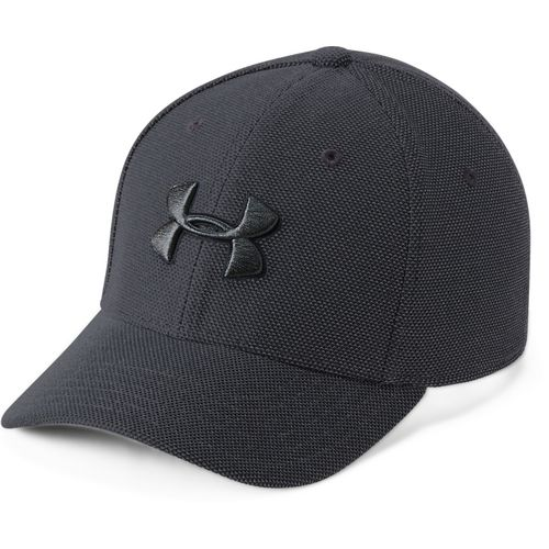 Under Armour Boys' Blitzing Heather 3 Cap