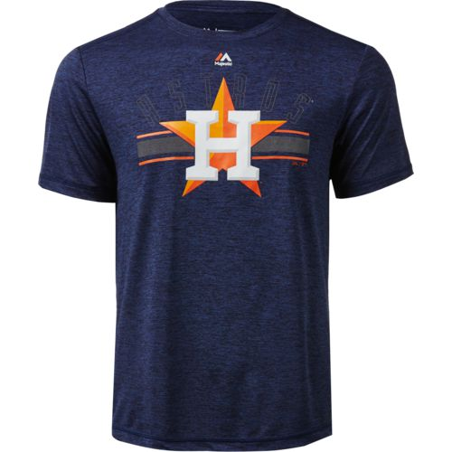 Display product reviews for Majestic Men's Houston Astros Athletic Advantage T-shirt