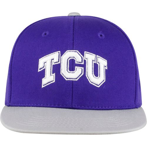 Top of the World Boys' Texas Christian University Maverick Adjustable Cap