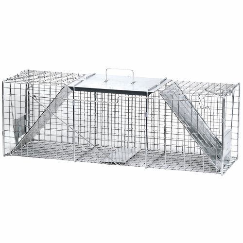Havahart® 2-Door Cage Raccoon Trap - view number 1
