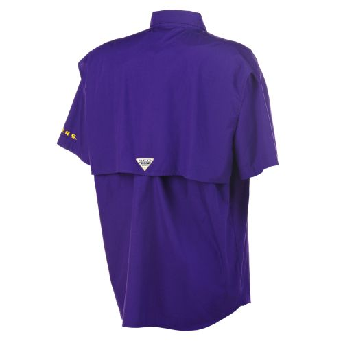 Columbia Sportswear Men's Collegiate Bonehead™ Louisiana State University Shirt - view number 2