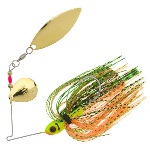 BOOYAH 1/4 Oz Tandem Blade Spinnerbait - view number 1