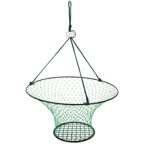 Tournament Choice® Heavy-Duty 2-Ring Crab Net