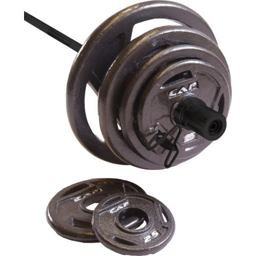 Display product reviews for CAP Barbell 210 lb. Hand Grip Plate Set