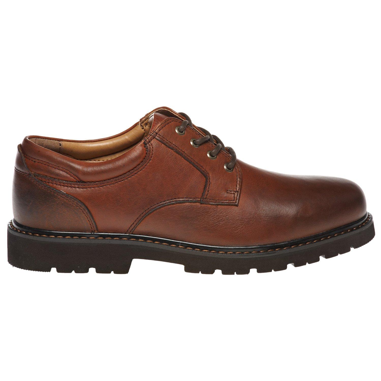 Men S Docker Leather Shoes