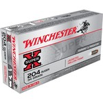 Winchester Super-X® .204 Ruger 34-Grain Hollow-Point Rifle Ammunition