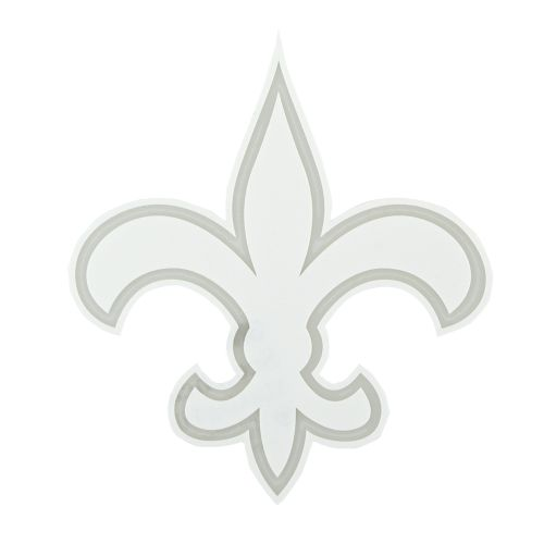 WinCraft New Orleans Saints Die-Cut Decal